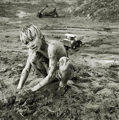 heather hussey children mud boy