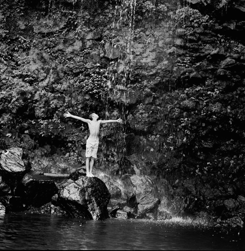 heather hussey waterfall